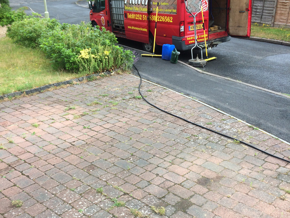 Patio & driveway cleaning Berkshire